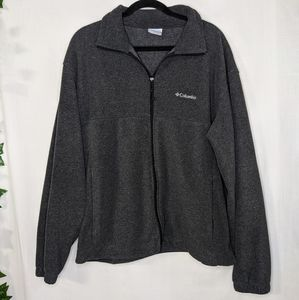 Columbia Fleece Zip-up Jacket